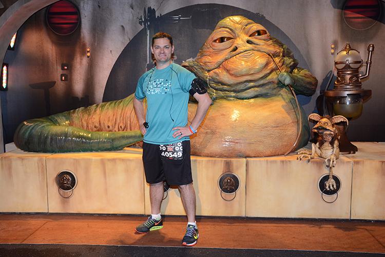 Star Wars Half Marathon The Dark Side Woodbrey Family Travel - The dark side of disney